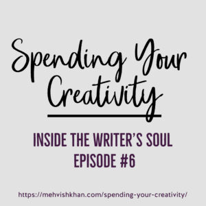 Spending Your Creativity