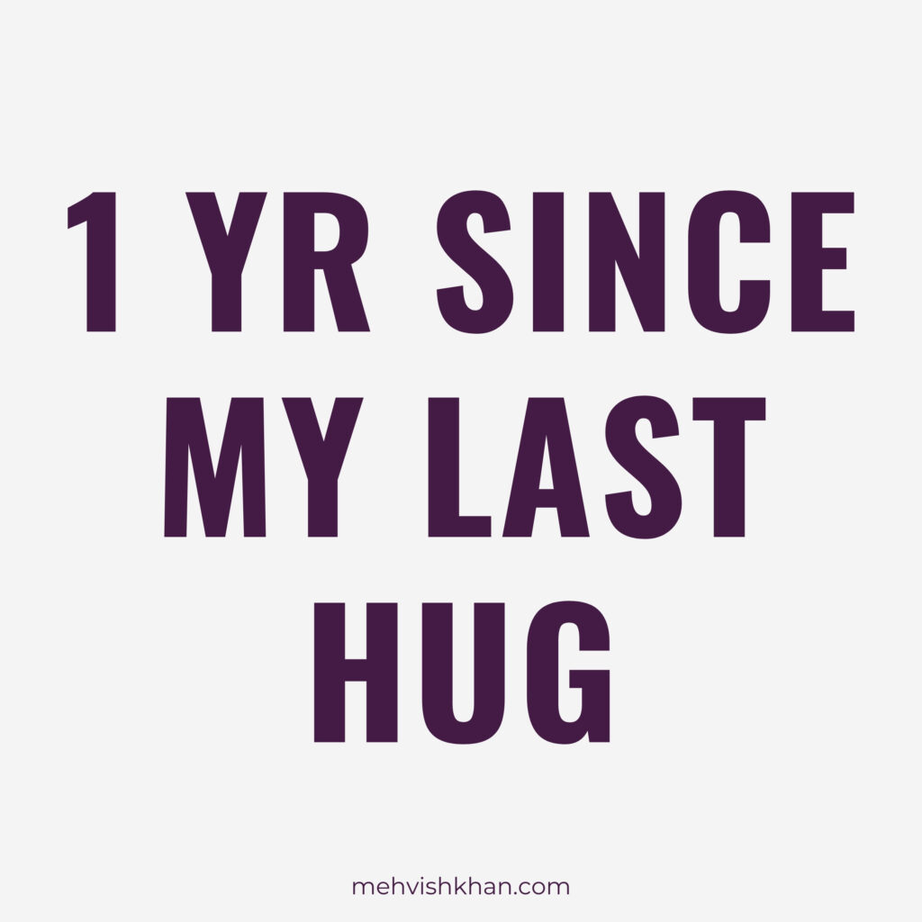 one-year-since-my-last-hug